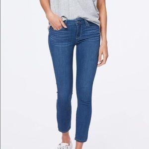 Paige Crop Jeans